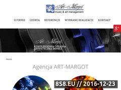 Miniaturka domeny www.artmargot.pl