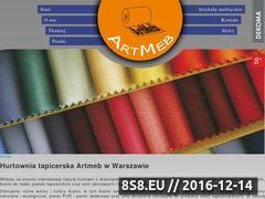 Miniaturka domeny artmeb.pl