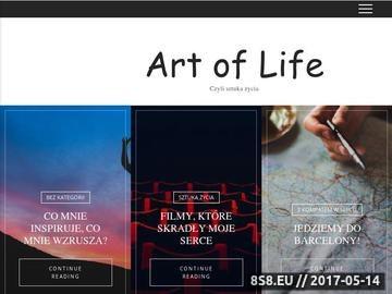 Zrzut strony Szkolenia Poznań