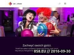 Miniaturka domeny artofshow.pl