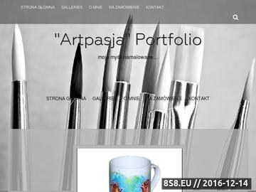 Zrzut strony Galeria hand made, Biżuteria ręcznie robiona - Artpasja.pl
