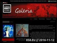 Miniaturka domeny www.artstudio.glebowicz.com