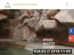 Miniaturka domeny www.artsystemdeco.com