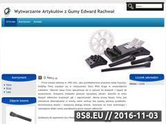 Miniaturka domeny artykulyzgumy.pl