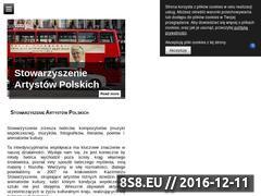 Miniaturka domeny artyscipolscy.pl