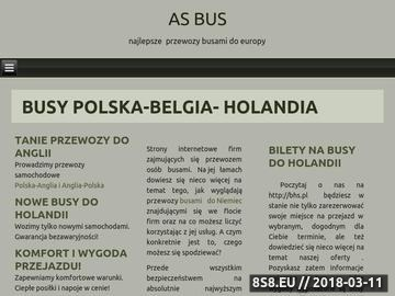 Zrzut strony Wypożyczalnia autolawet Wrocław