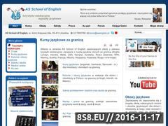 Miniaturka domeny www.asenglish.pl