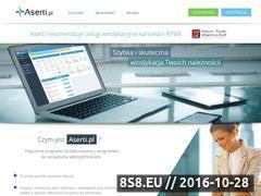Miniaturka domeny aserti.pl