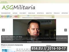 Miniaturka domeny www.asg-militaria.pl