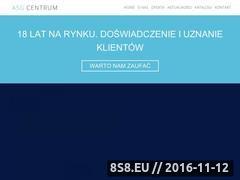 Miniaturka domeny asgcentrum.pl