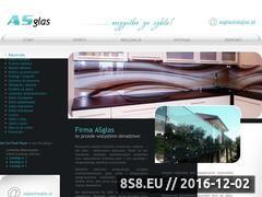 Miniaturka domeny www.asglas.pl