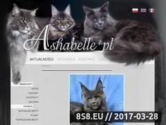 Miniaturka domeny www.ashabelle.pl