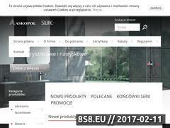 Miniaturka domeny www.askopol.pl