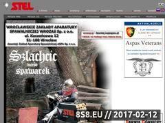 Miniaturka domeny www.aspaspaw.pl