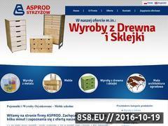 Miniaturka domeny asprod.pl