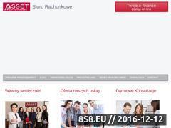 Miniaturka domeny www.asset.rzeszow.pl