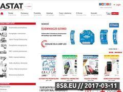 Miniaturka domeny www.astat.com.pl