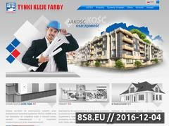 Miniaturka domeny www.astex-tynki.pl