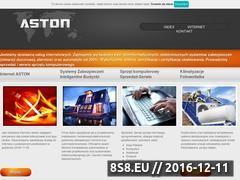 Miniaturka domeny aston.net.pl