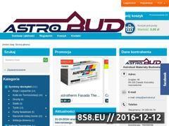 Miniaturka domeny astrobud.pl