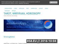 Miniaturka domeny astrohoroskopy.pl