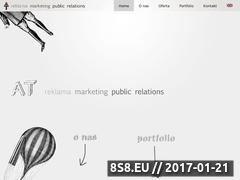 Miniaturka AT: reklama i public relations - agencja reklamowa i PR Wrocław (www.at-at.pl)