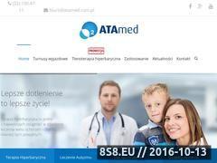 Miniaturka domeny atamed.com.pl
