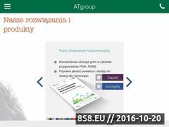 Miniaturka domeny www.atgroupsa.pl