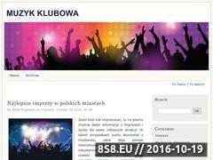 Miniaturka domeny atmusic.pl
