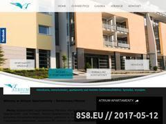 Miniaturka domeny atrium-apartamenty.pl