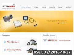 Miniaturka domeny www.atrmedia.pl