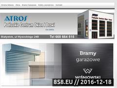 Miniaturka domeny www.atros.pl