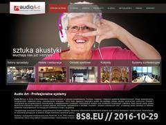 Miniaturka domeny www.audioart.pl