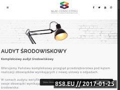 Miniaturka domeny www.audytekologiczny.eu