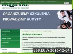 Miniaturka domeny www.audytproduktowy.eu
