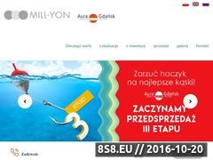 Miniaturka domeny www.auragdansk.pl