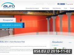 Miniaturka domeny www.auro.com.pl
