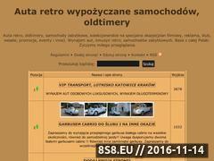 Miniaturka domeny autaretro.toplista.pl