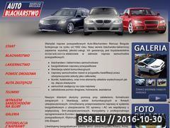 Miniaturka domeny auto-blacharstwo.com.pl