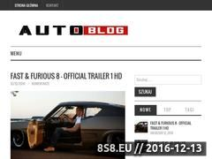Miniaturka domeny auto-blog.pl
