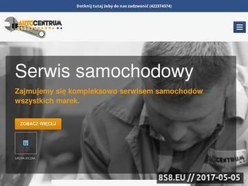 Zrzut strony Autocentrum.co
