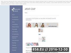 Miniaturka domeny www.auto-czar.pl