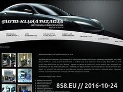 Miniaturka domeny www.auto-klimatyzacja.pl