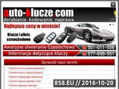 Miniaturka domeny www.auto-klucze.com