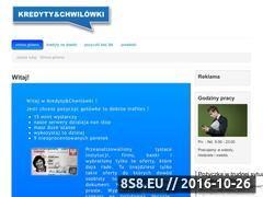 Miniaturka domeny auto-kredyt.biz.pl