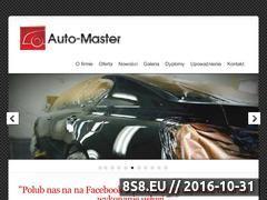 Miniaturka domeny auto-master.pl