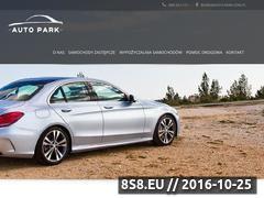 Miniaturka domeny auto-park.com.pl