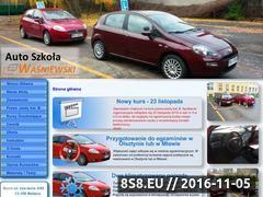Miniaturka domeny auto-szkola.net