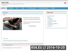 Miniaturka domeny auto-tu.pl