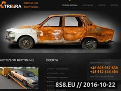 Miniaturka domeny auto-zlom-recykling.pl